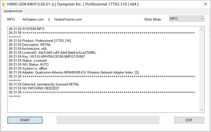 Windows 10 永久激活/Win10数字激活工具HWIDGen v62.01原版+汉化版+C# 3.6版+旗舰版v1.3【支持LTSC 2019】+批处理版